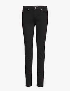 WQ38739S3300 - skinny jeans - black