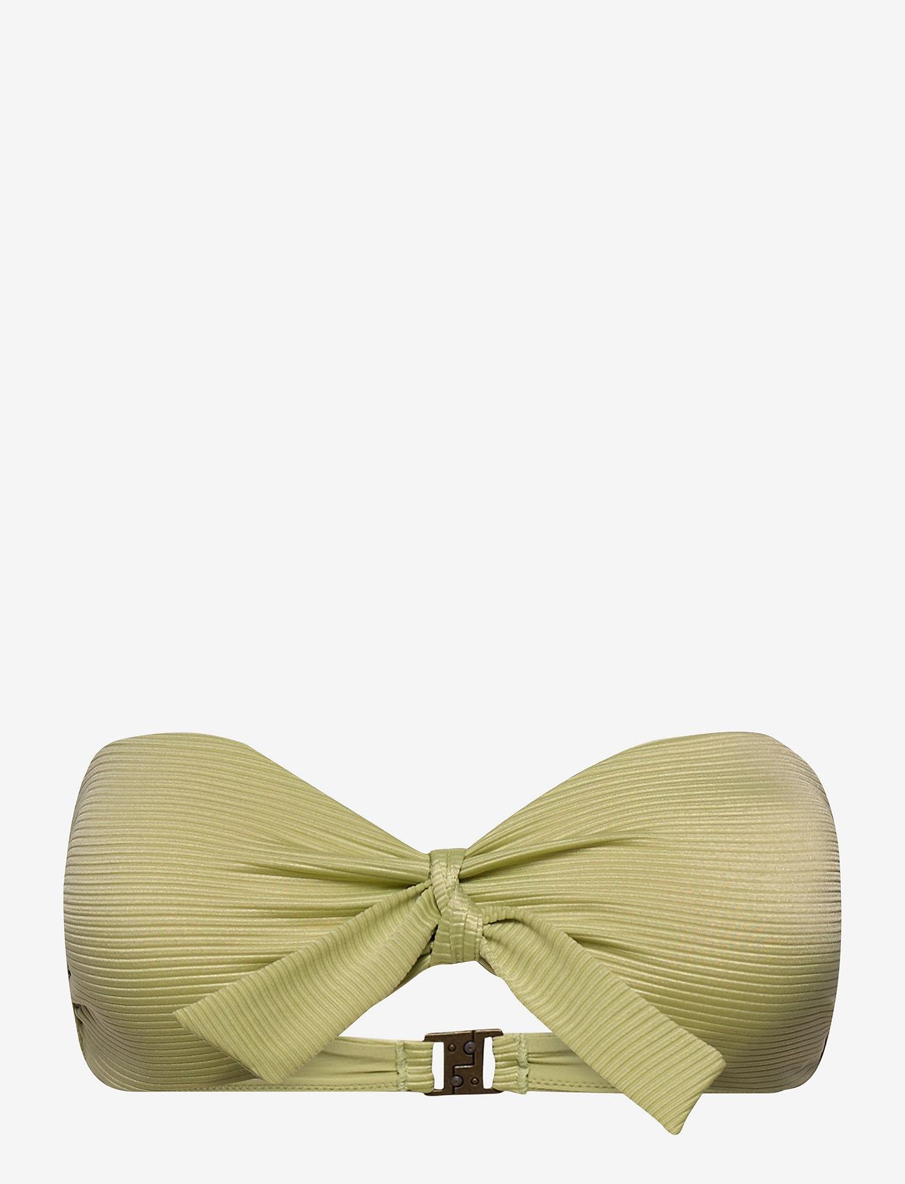 Love Stories - Blossom - bandeau-bikini - leaf green - 0