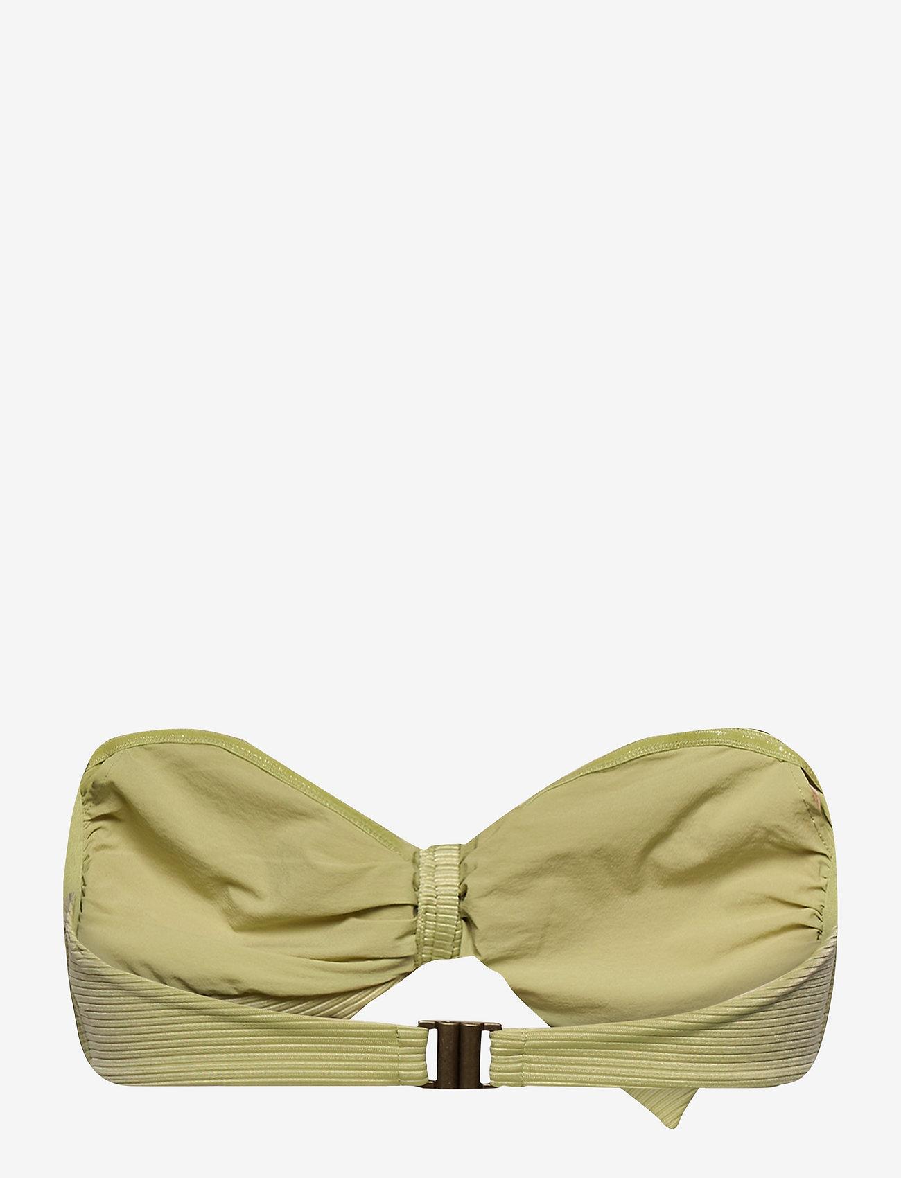 Love Stories - Blossom - bandeau-bikini - leaf green - 1