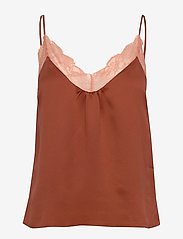 Love Stories - Lynn - tops - chocolat - 0