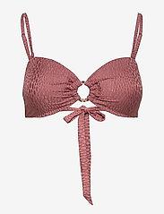 Love Stories - Blossom - bikini overdele - mahoga - 0