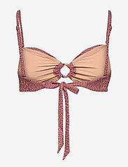 Love Stories - Blossom - bikini overdele - mahoga - 1