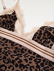 Love Stories - Doris Lace - bodies & slips - classic leopard - 2