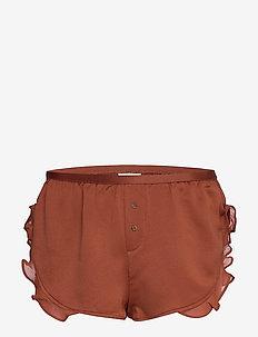 Mae - korte broeken - chocolat