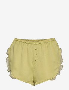 Mae - korte broeken - lime