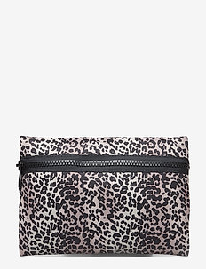 Swim Clutch - LEOPARD