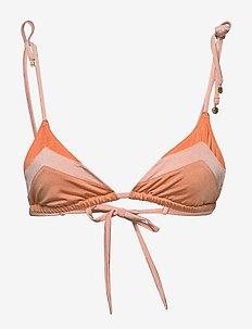 Joy - bikini overdele - peach