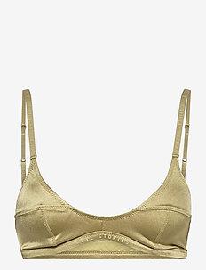Celia - bikini overdele - olive