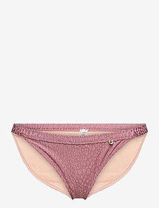 Wild Rose - bikini underdele - mahoga