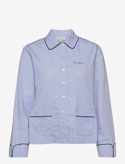 Joe - nattøj & hyggetøj - blue