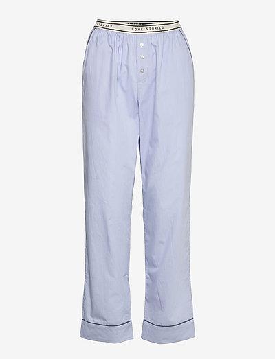 Reese - nattøj & hyggetøj - blue
