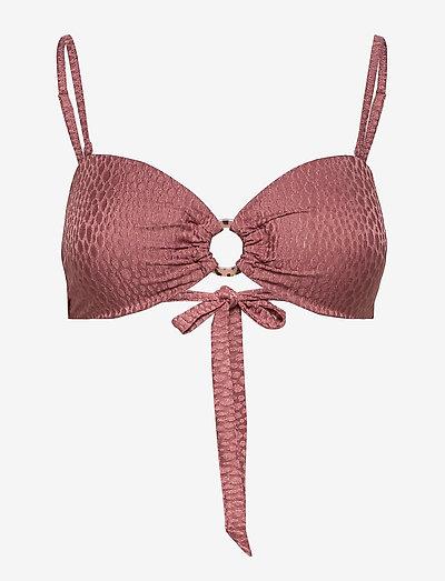 Blossom - bandeau-bikini - mahoga