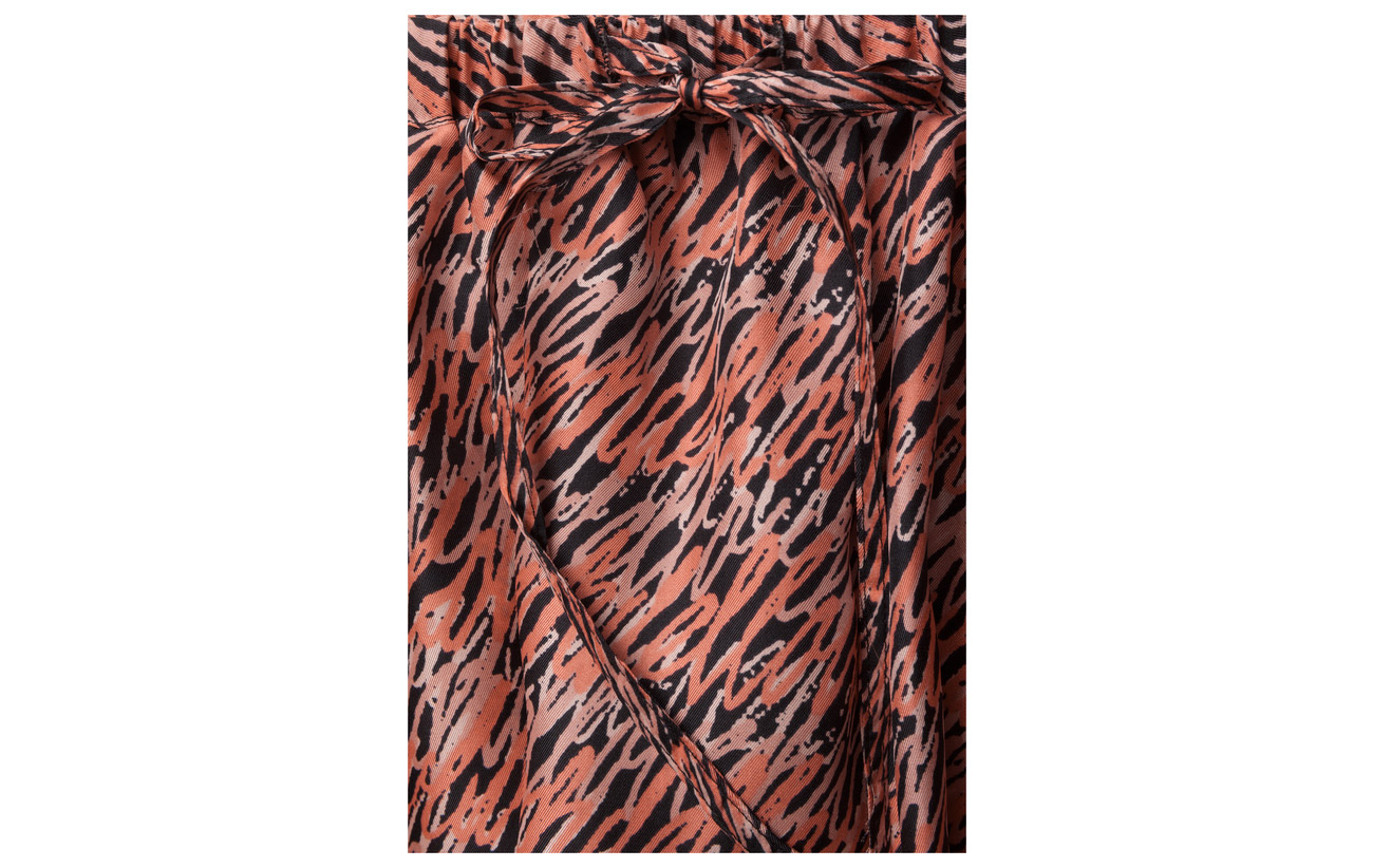 Deep 100 Sea 1979 Coral Lorita Lovechild Skirt Silktwill U8AHxqn