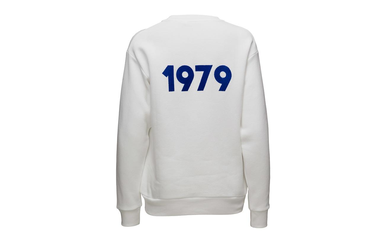 Modale Toniah 70 1979 Sweatshirt Coton 30 White Lovechild T7gPx0wq