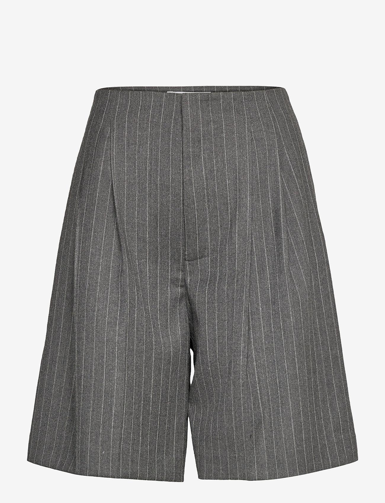 Lovechild 1979 - Marin Shorts - shorts casual - grey melange - 1