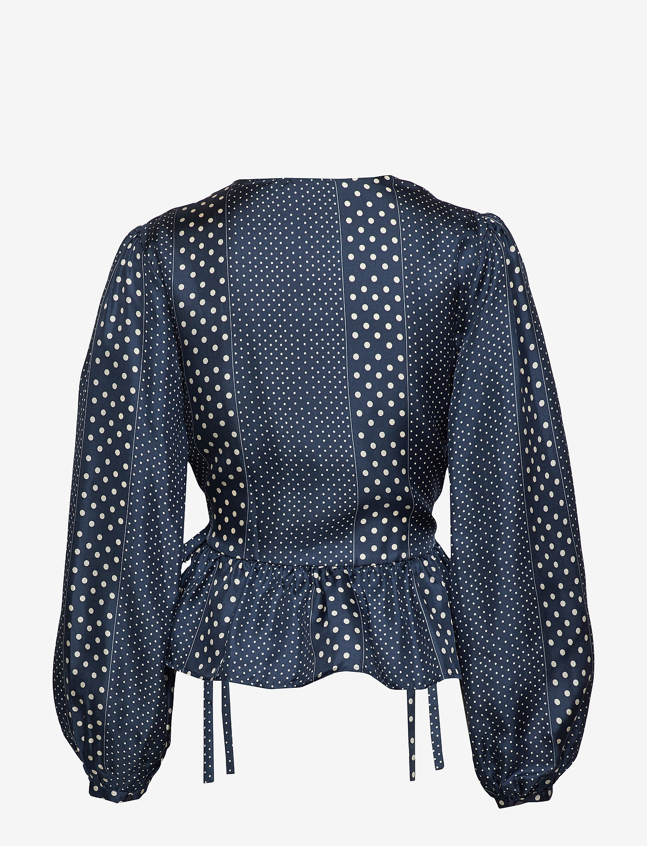 Nastya Shirt (Navy) (1317.25 kr) - Lovechild 1979