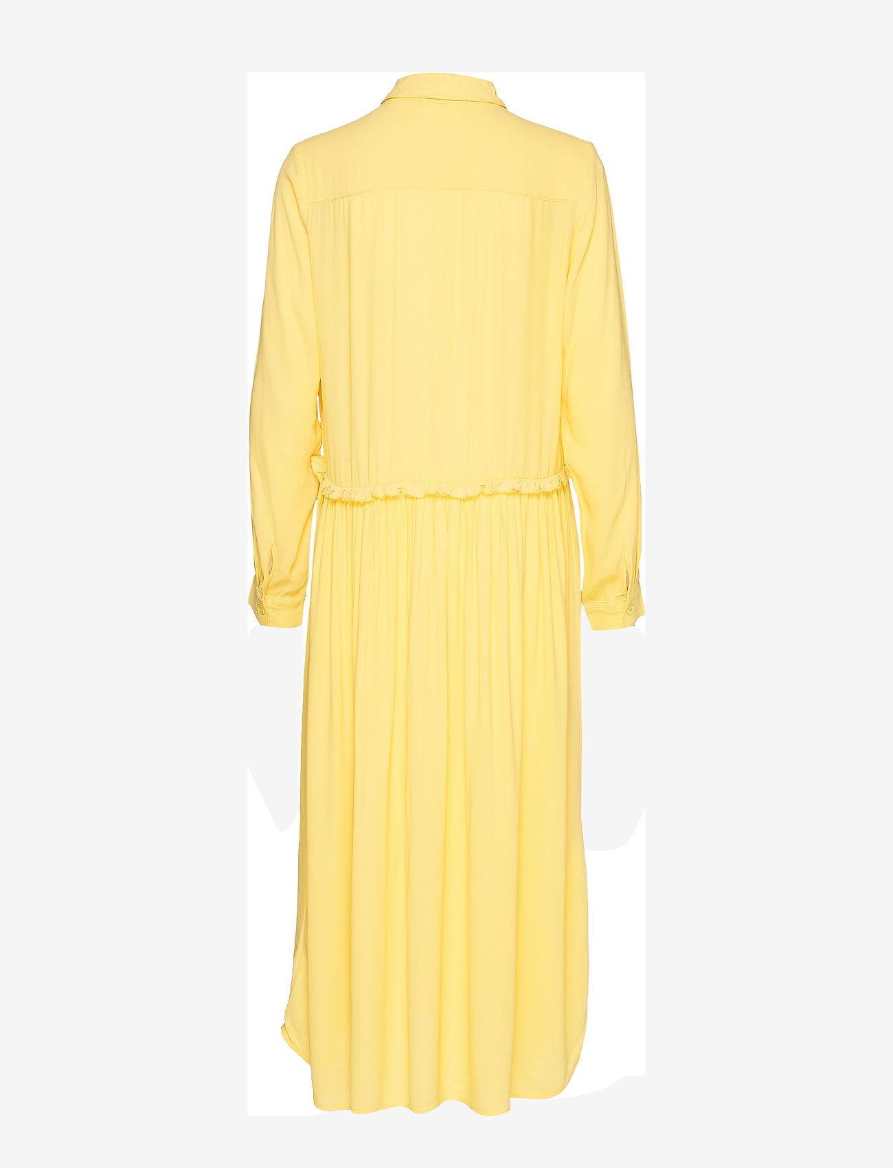 Jolene Dress (Pale Banana) (798 kr) - Lovechild 1979