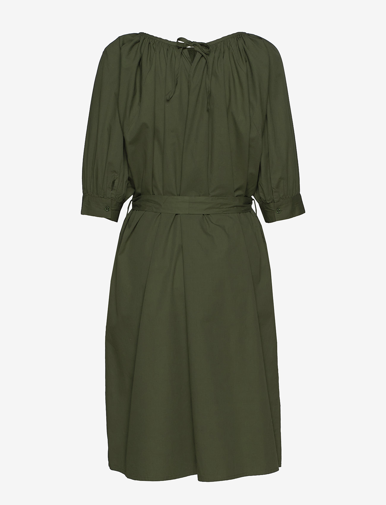 Elia Dress (Army) (1421.25 kr) - Lovechild 1979