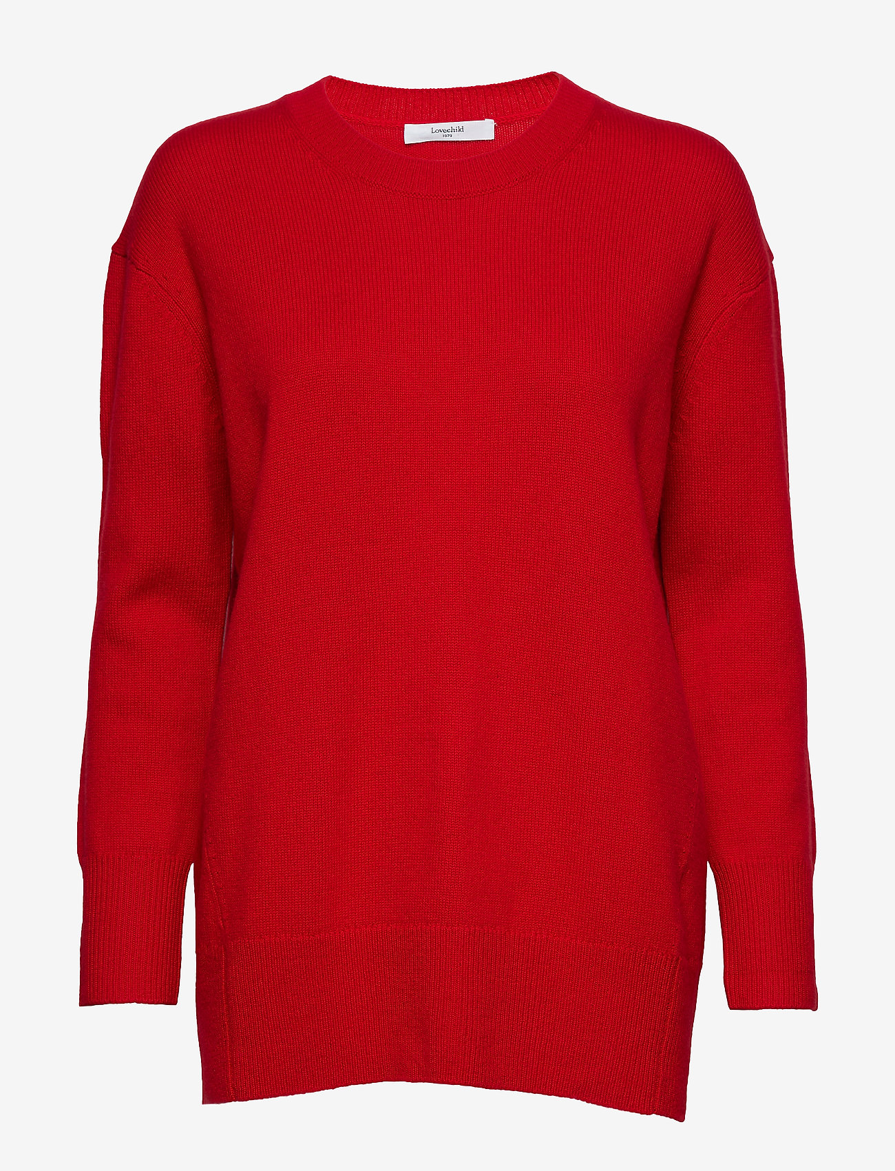 Lovechild 1979 - Marseille pullover - pulls - ribbon red