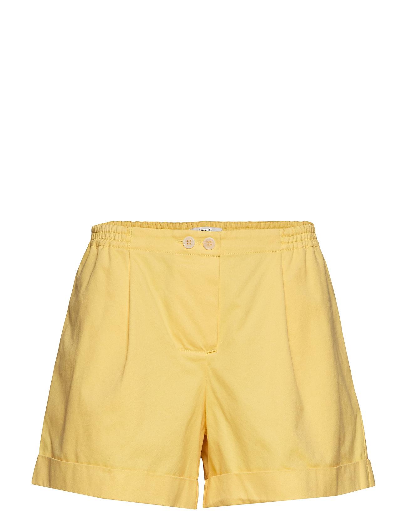Lovechild 1979 Obi Shorts - BANANA CREAM
