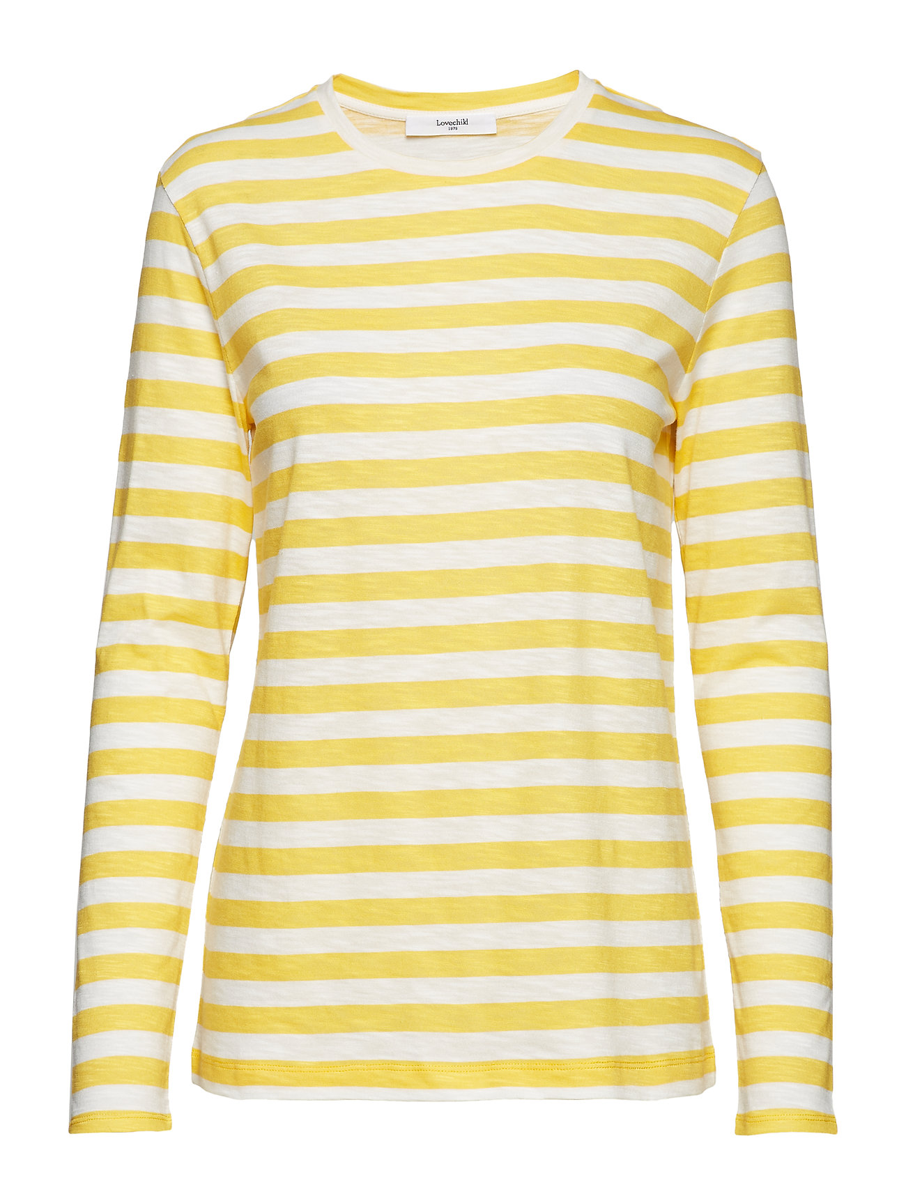Lovechild 1979 London t-shirt - BANANA CREAM