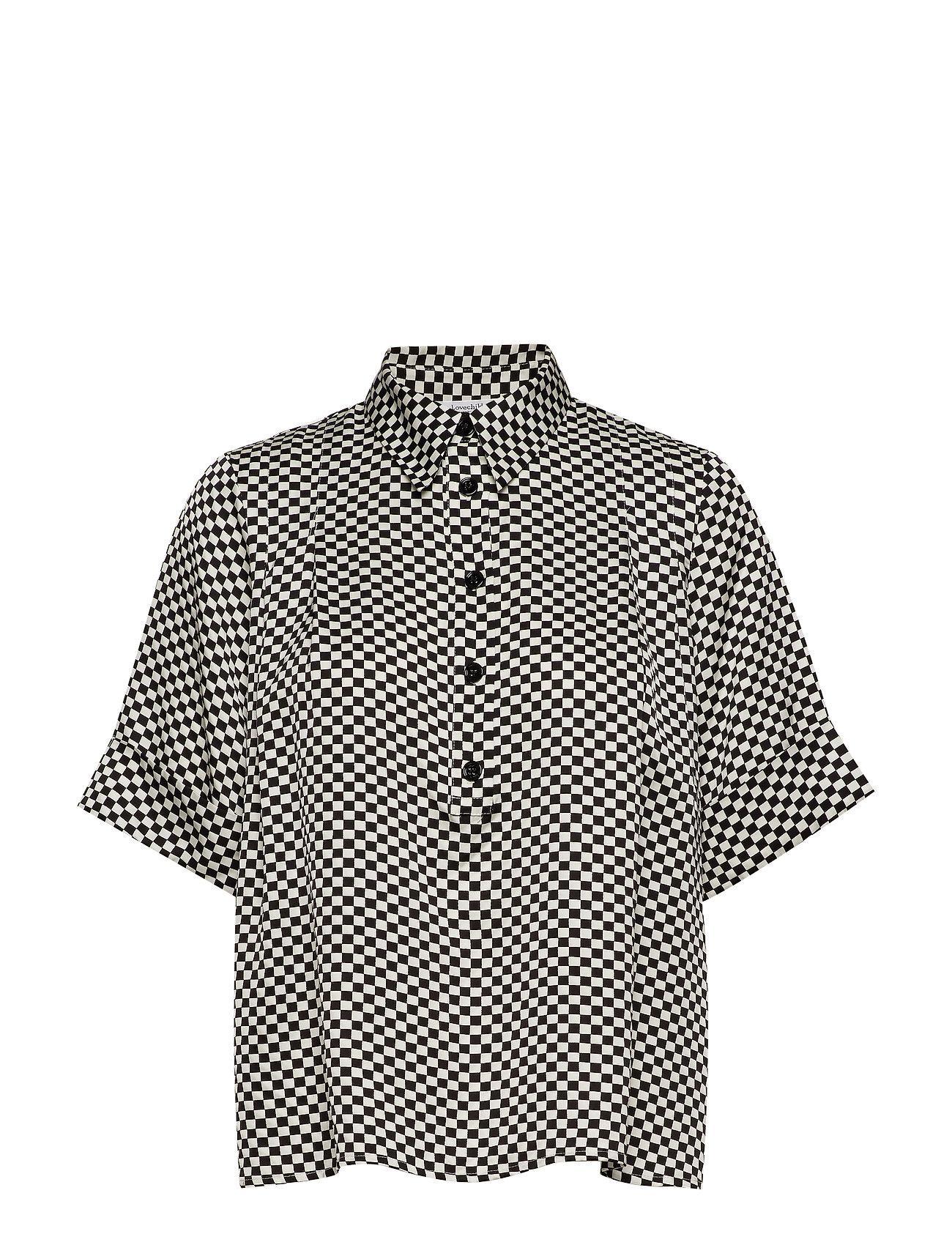 Lovechild 1979 Brooklyn Shirt - BLACK