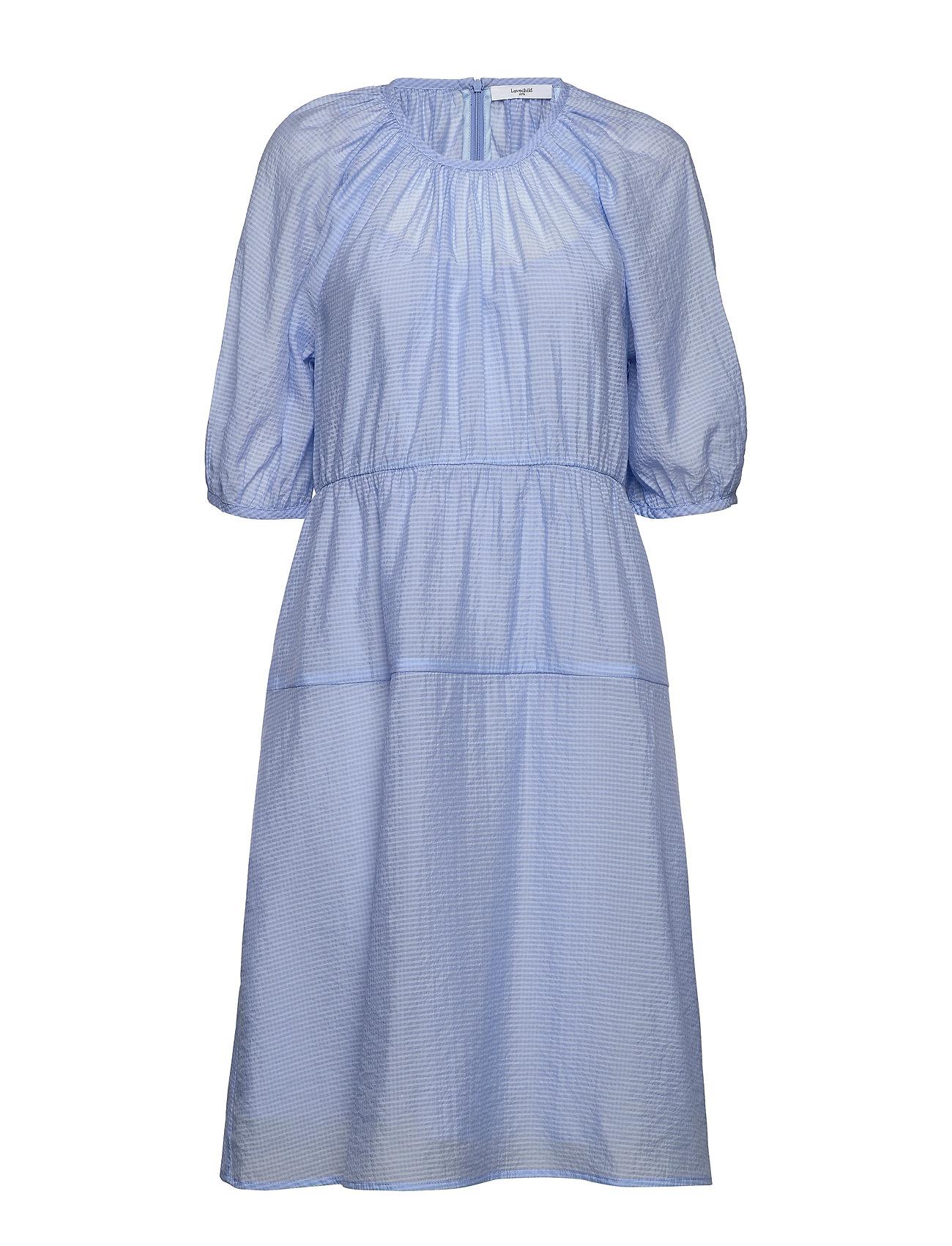 Lovechild 1979 Buster Dress - LIGHT BLUE