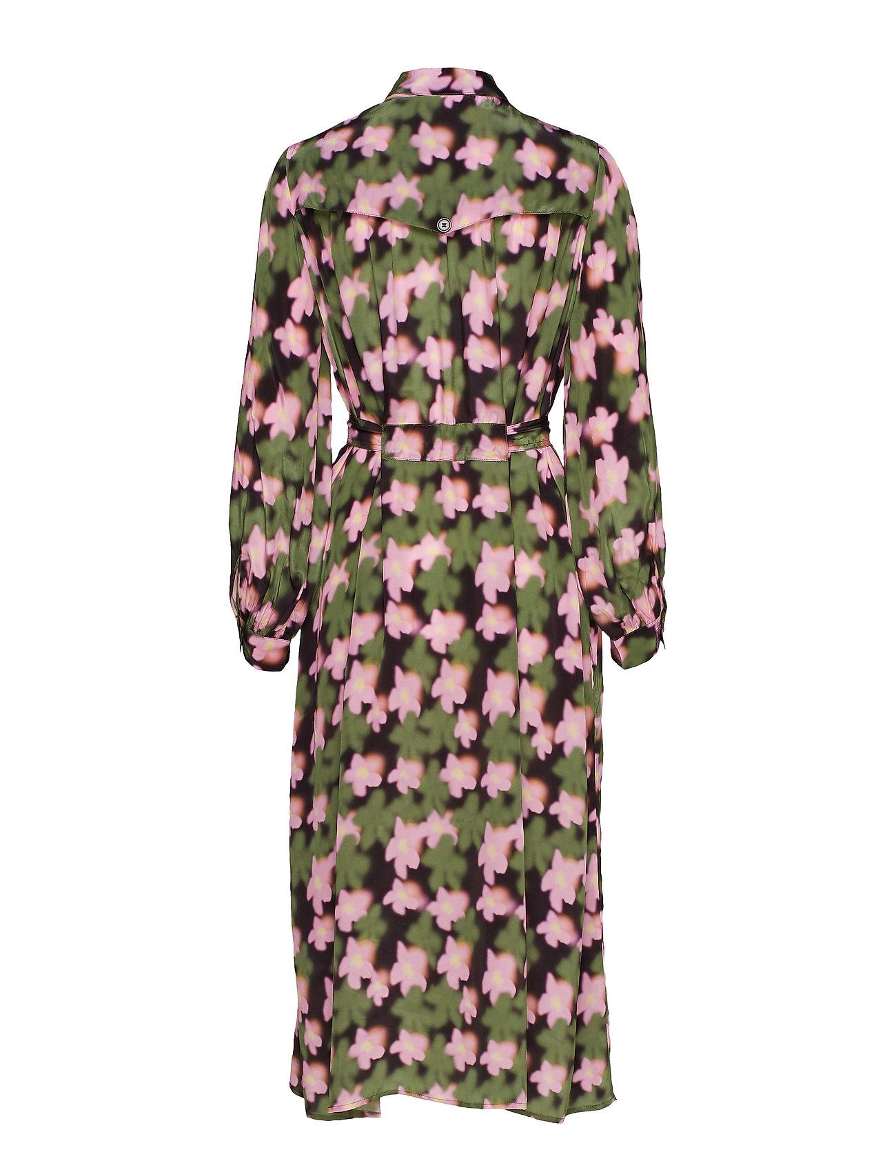 lovechild 1979 aurelie dress - kleider cyclamen