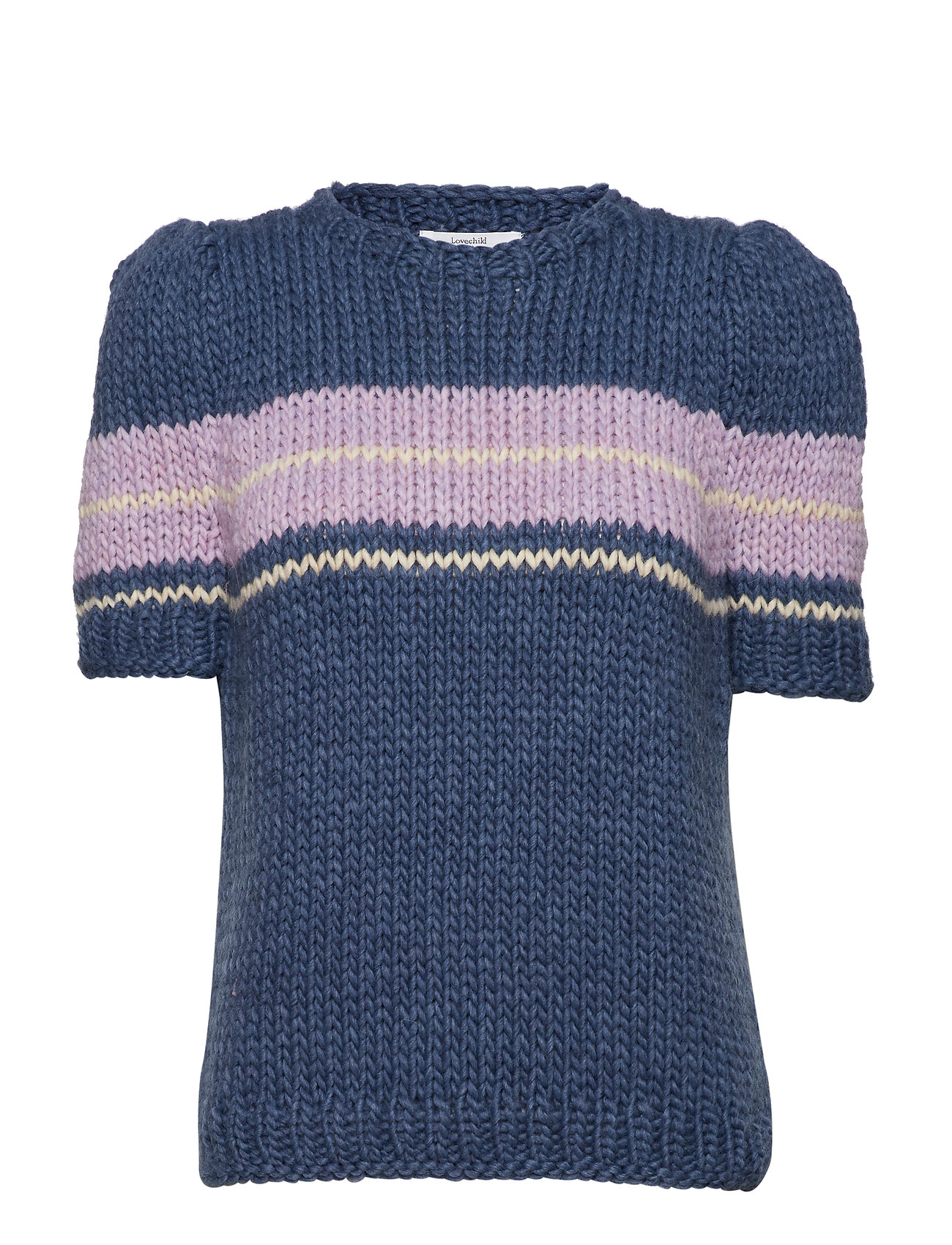 Lovechild 1979 Viola pullover - LILAC MARBLE