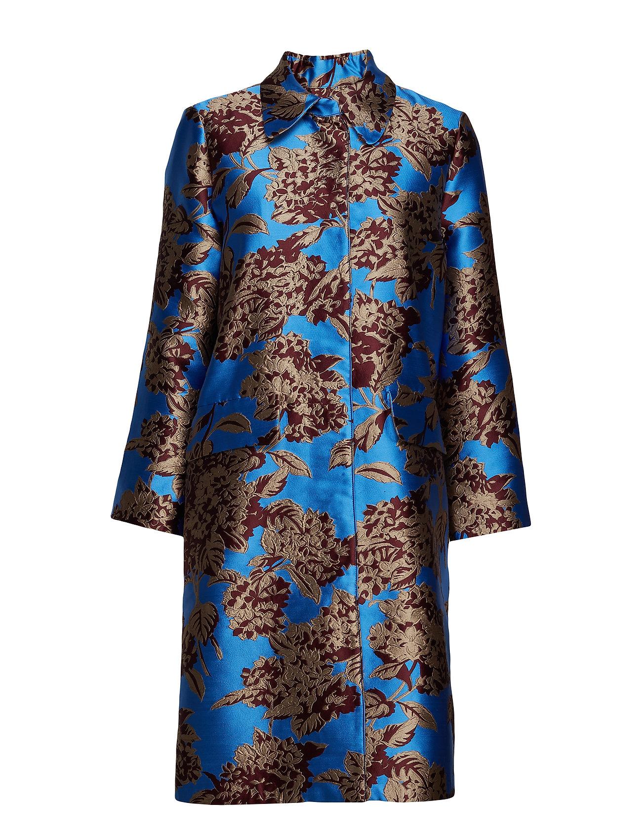 Lovechild 1979 Perrine coat - FRENCH BLUE