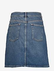 Lovechild 1979 - Katie Skirt - short skirts - heavy washed denim - 1