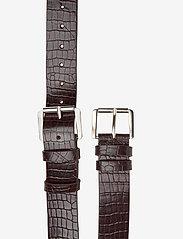 Lovechild 1979 - Marvin Belt - accessoires - imprinted brown - 1