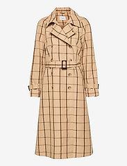 Lovechild 1979 - Carlta Coat - trenchcoats - warm sand - 0