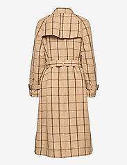 Lovechild 1979 - Carlta Coat - trenchcoats - warm sand - 1
