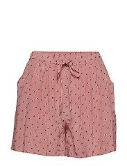 Antonella Shorts - CORAL BLUSH