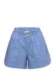 Lena Shorts - FRENCH BLUE