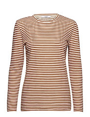 London T-Shirt - GINGERBREAD
