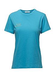 Diana T-shirt - BONNIE BLUE