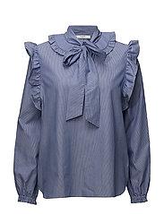 Thea Shirt - DARK BLUE