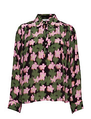 Manhatten Shirt - CYCLAMEN
