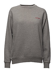 Toniah Sweatshirt - GREY MELANGE