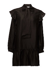 Birta Dress - BLACK