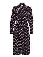Samuelle Dress - BLACK