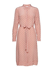 Samuelle Dress - CORAL BLUSH
