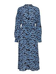 Lovechild 1979 Bailey Dress - SILVER LAKE