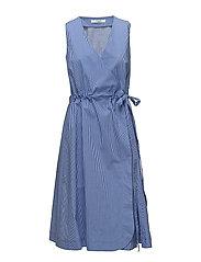 Elise Dress - FRENCH BLUE