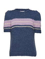 Viola pullover - LILAC MARBLE