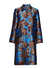 Perrine coat - FRENCH BLUE