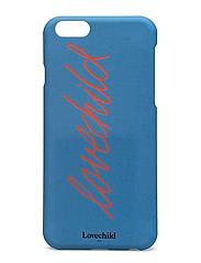 IPhone Cover 6 - BONNIE BLUE