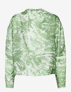 Sami Shirt - blouses à manches longues - mistletoe